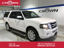 2011_Ford_Expedition_4WD 4dr Limited_ Winnipeg MB