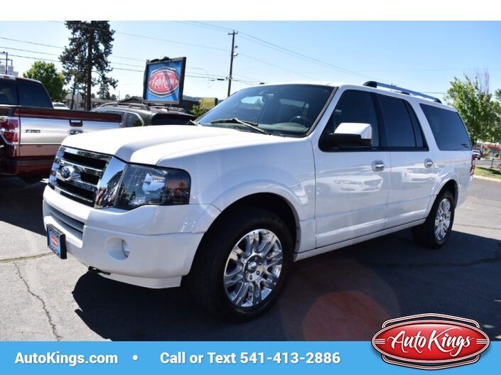 2011 Ford Expedition EL 4WD Limited Bend OR