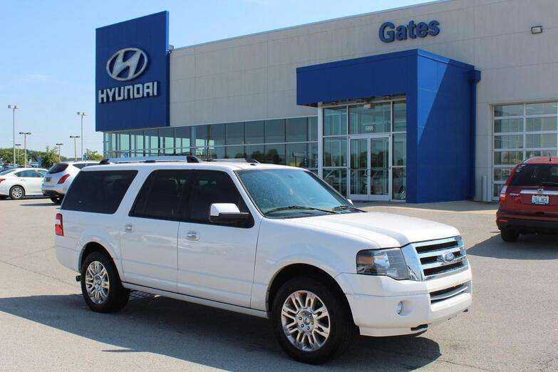 2011 Ford Expedition EL Limited 4x4 w/Pwr 3rd Seat Richmond KY
