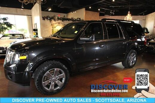 2011 Ford Expedition EL Sport Utility 2WD 4D Scottsdale AZ