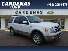 2011_Ford_Expedition_King Ranch_ McAllen TX
