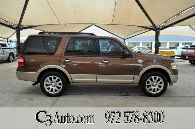 2011 Ford Expedition King Ranch Plano TX