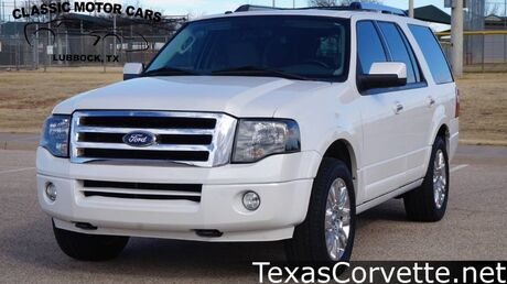 2011 Ford Expedition Limited Lubbock TX