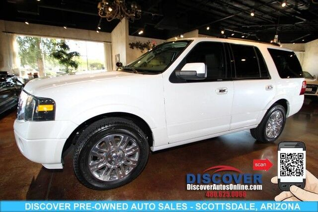 2011 Ford Expedition Limited Sport Utility Scottsdale AZ