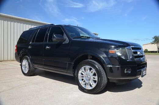 2011 Ford Expedition Limited Wylie TX