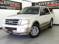 Ford Expedition XLT FLEX FUEL SUNROOF LEATHER SEATS REAR CAMERA PARK ASSIST PREMIUM SOUND R 2011