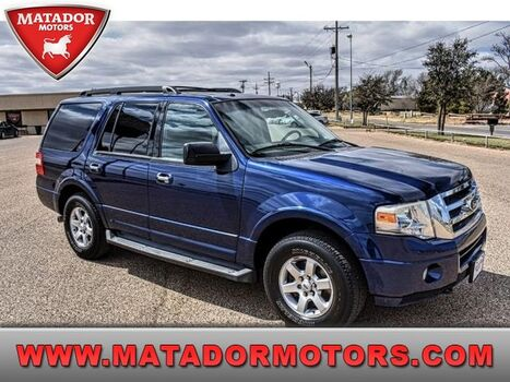 2011_Ford_Expedition_XLT_ Lubbock & Wolfforth TX