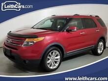 2011_Ford_Explorer_4WD 4dr Limited_ Cary NC
