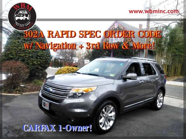 2011 Ford Explorer 4WD Limited Arlington VA