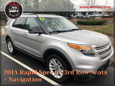 2011_Ford_Explorer_4WD XLT_ Arlington VA