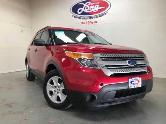 2011 Ford Explorer Base FWD