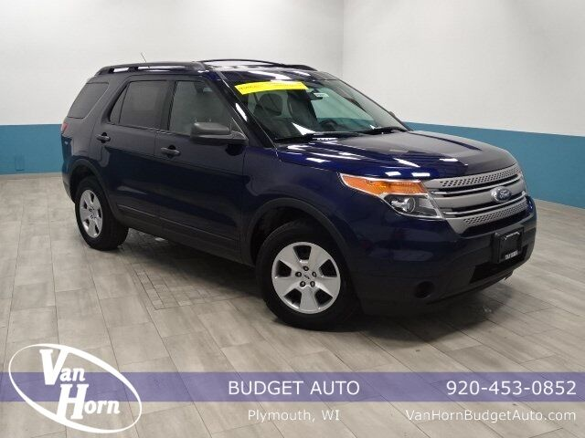 2011 Ford Explorer Base Plymouth WI