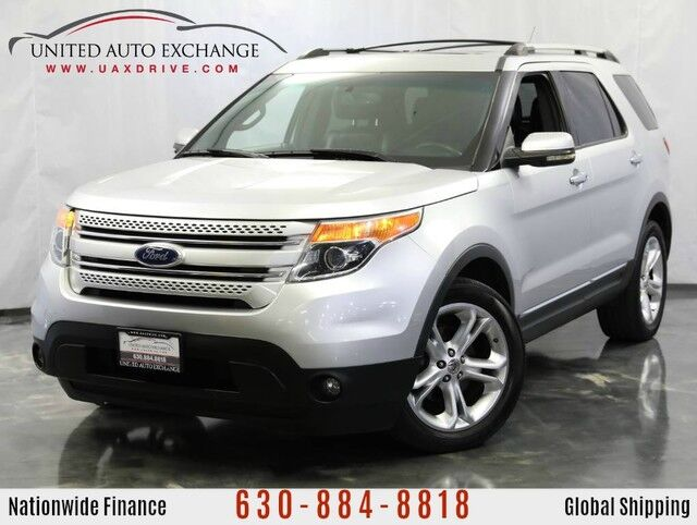 2011 Ford Explorer Limited 4WD Addison IL