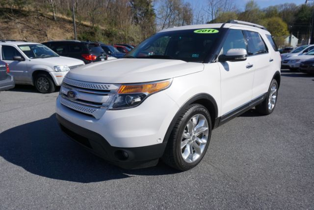 2011 Ford Explorer Limited 4WD Schuylkill Haven PA