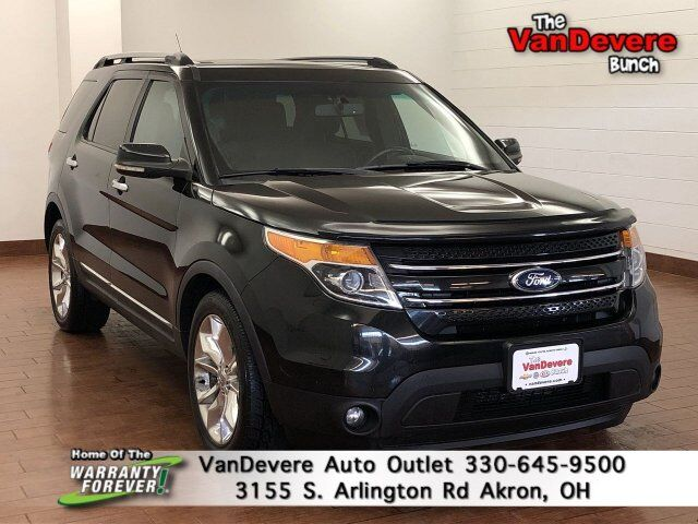 2011 Ford Explorer Limited Akron OH