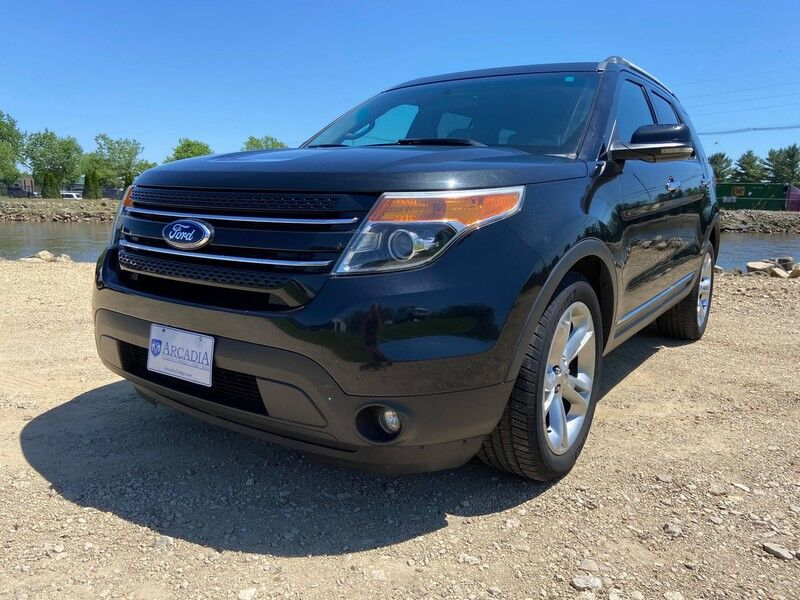 2011 Ford Explorer Limited Arcadia WI