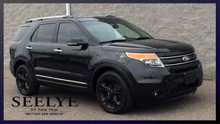 2011_Ford_Explorer_Limited_ Battle Creek MI