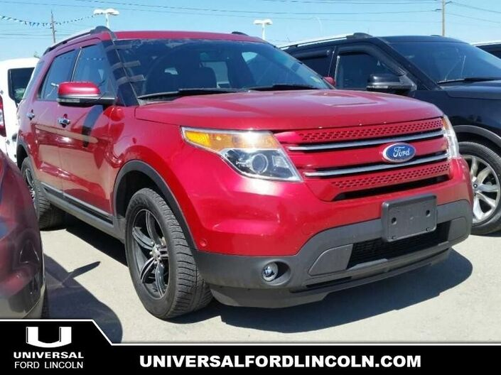 2011 Ford Explorer Limited Calgary AB