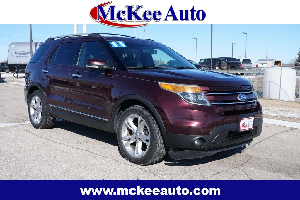 2011 Ford Explorer Limited Des Moines IA