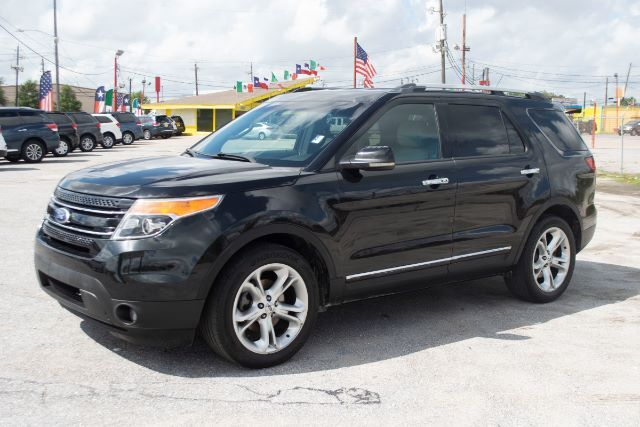 2011 Ford Explorer Limited FWD Houston TX
