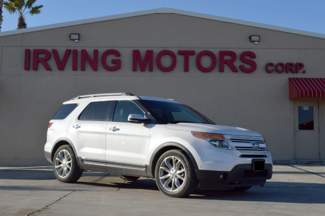 2011_Ford_Explorer_Limited FWD_ San Antonio TX
