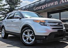 2011_Ford_Explorer_Limited_ Georgetown KY