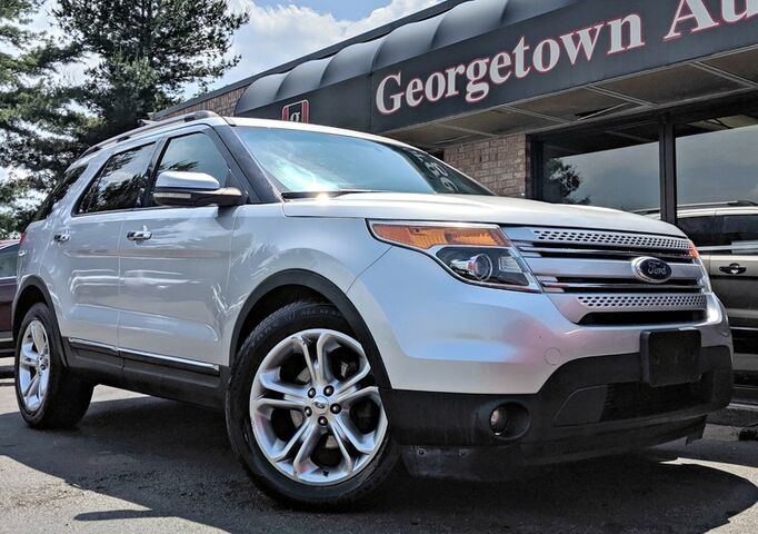 2011 Ford Explorer Limited Georgetown KY