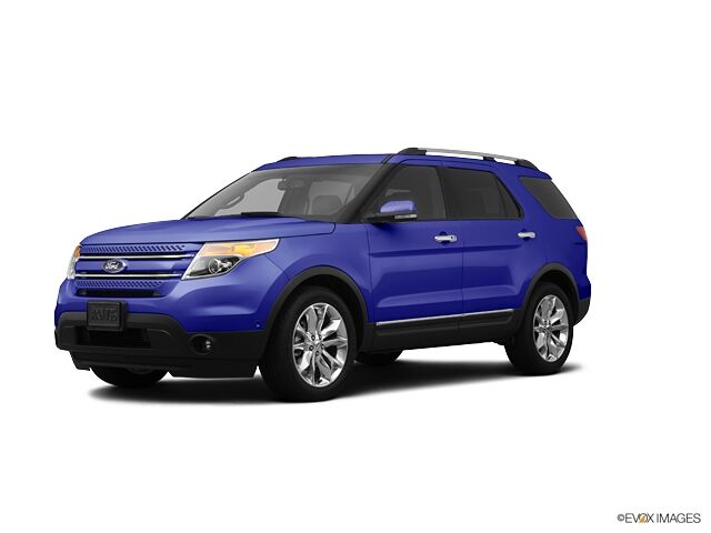 2011 Ford Explorer Limited Indianapolis IN