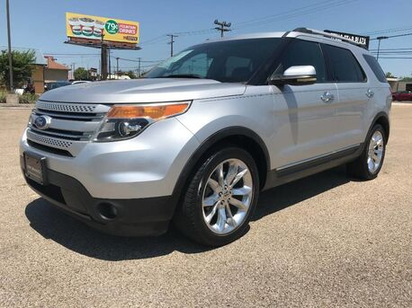 2011_Ford_Explorer_Limited_ Killeen TX