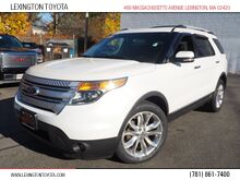 2011_Ford_Explorer_Limited_ Lexington MA