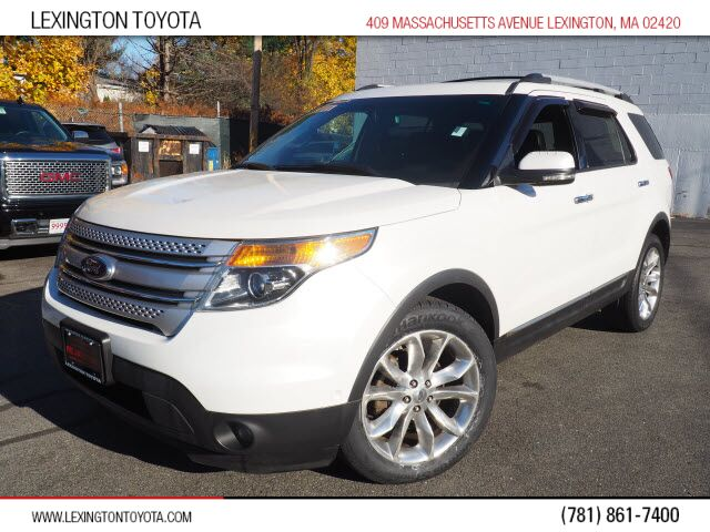 2011 Ford Explorer Limited Lexington MA