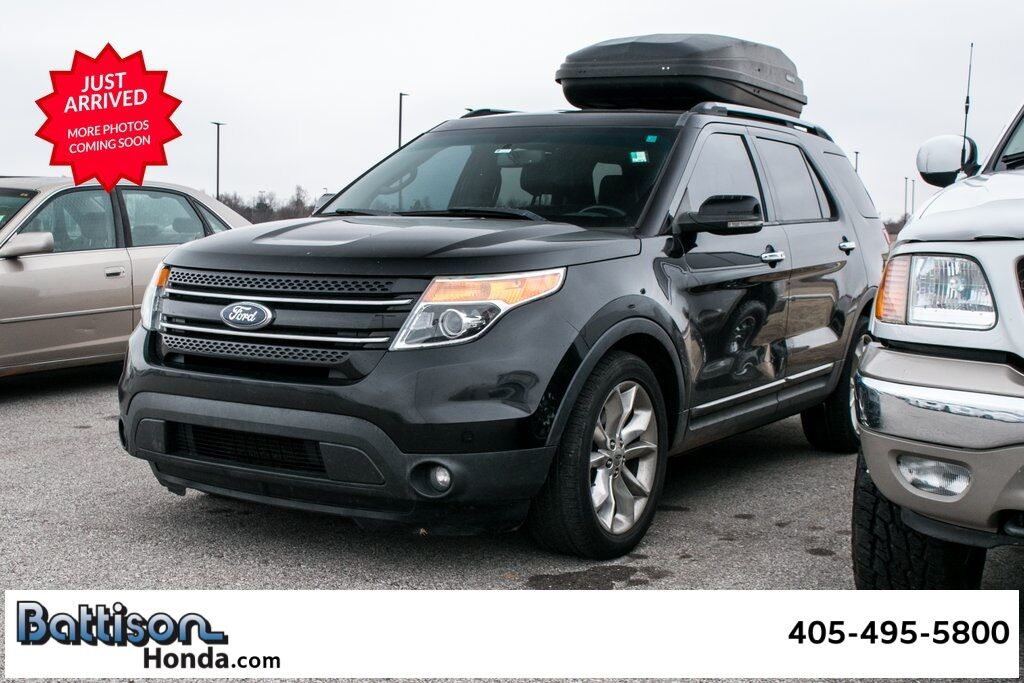 2011_Ford_Explorer_Limited_ Oklahoma City OK