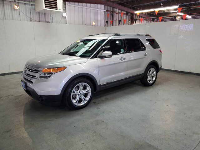 2011 Ford Explorer Limited Oroville CA
