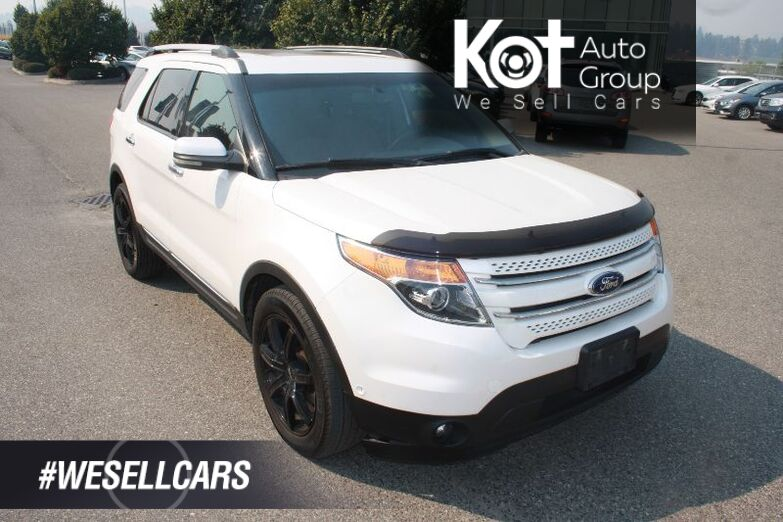 2011 Ford Explorer Limited Penticton BC