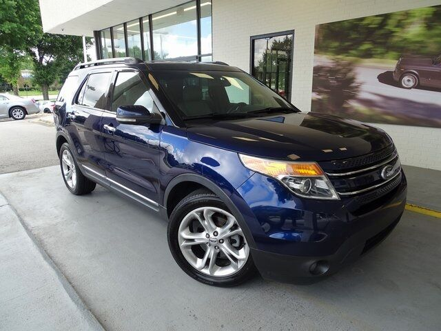 2011 Ford Explorer Limited Raleigh NC