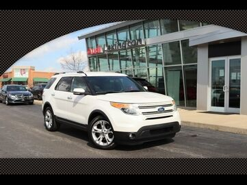 2011_Ford_Explorer_Limited_ Richmond KY