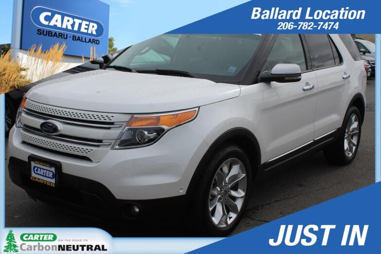 2011 Ford Explorer Limited Seattle WA