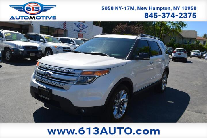 2011 Ford Explorer XLT 4WD Ulster County NY
