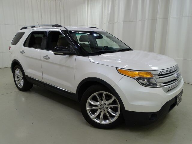 2011 Ford Explorer XLT Raleigh NC