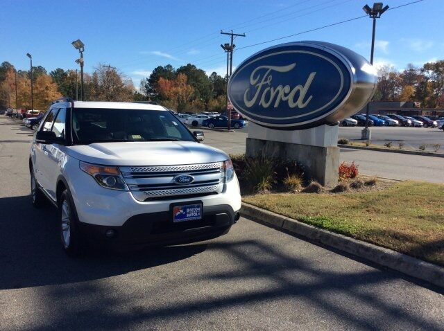 2011 Ford Explorer XLT Suffolk VA