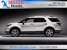 2011_Ford_Explorer_XLT_ Winchester VA