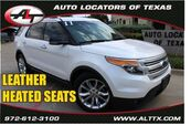 2011 Ford Explorer XLT with LEATHER