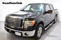 Ford F-150 2WD SuperCrew 145 XLT 2011