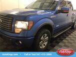 2011 Ford F-150 4WD FX4 SuperCrew