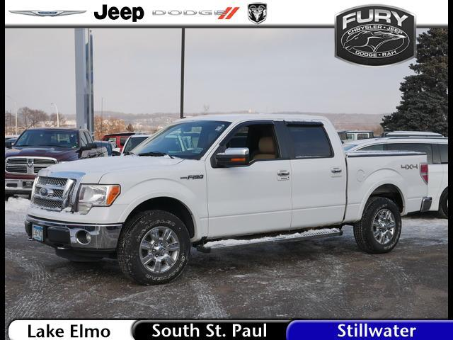 2011 Ford F-150 4WD SuperCrew 145 Lariat St. Paul MN