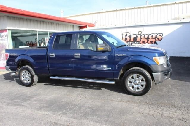 2011 Ford F-150 4WD SuperCrew 145 XLT Fort Scott KS
