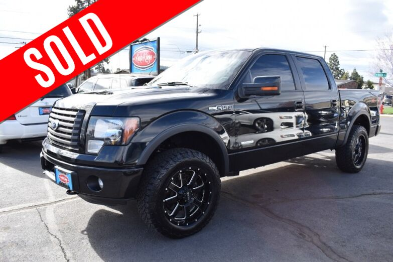 2011 Ford F-150 4WD SuperCrew FX4 Bend OR