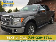 2011_Ford_F-150_4WD SuperCrew Lariat_ Buffalo NY