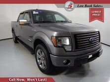 Ford F-150 CREW CAB 4X4 FX4 ECOBOOST 6 1/2 FT BED 2011