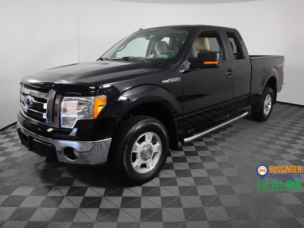 2011 Ford F-150 Extended Cab XLT - 4x4 Feasterville PA